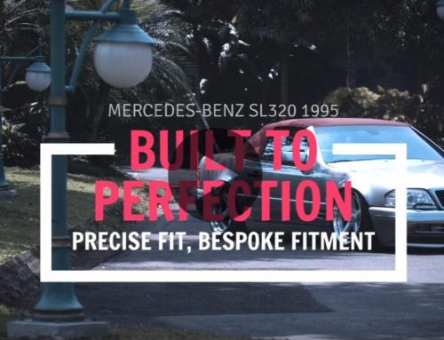 Mercedez Benz SL320 1995 BUILT TO PERFECTION – Precise Fit, Bespoke Fitment