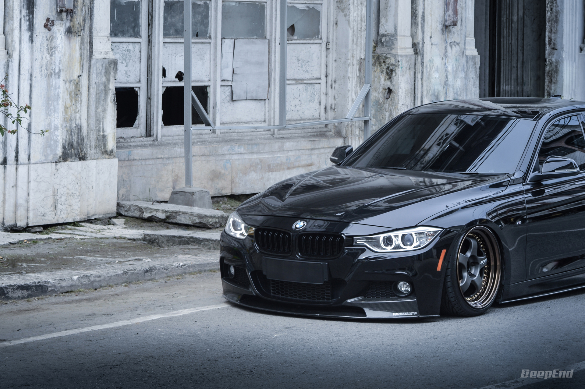 Mister Meister Magnetik F30 With Stance Fitment Goal Deepend