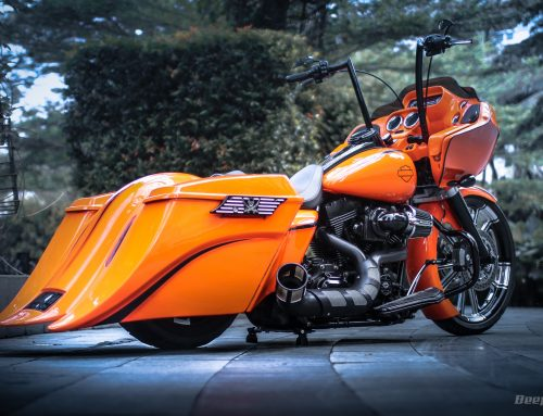 Harley-Davidson Road Glide FP 2013 PURE DASHING BAGGER – The More The Merrier