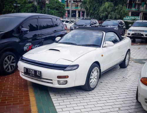 Toyota Celica Convertibel (ST180)