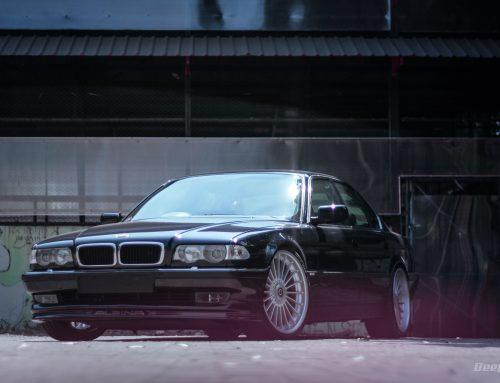 BMW 740i 1994 IMPIAN SEMASA KECIL – Lagi-Lagi, Terinspirasi James Bond