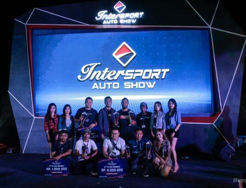 INTERSPORT AUTO SHOW 2019 – TEGAL NEW WINNER IS BORN – Sampai Bertemu Di Jakarta