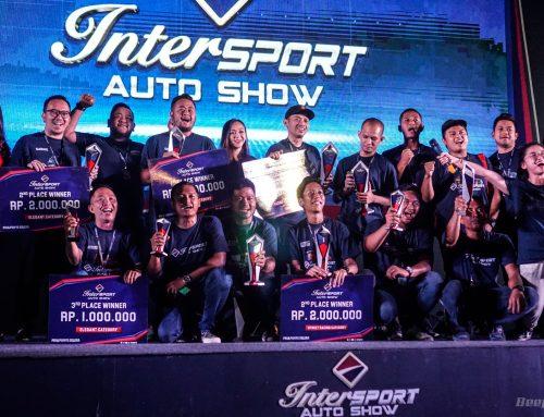 Intersport Auto Show 2019 - Bekasi BERLANGSUNG KETAT – Peserta Tunjukkan Harmonisasi Tema Modifikasi