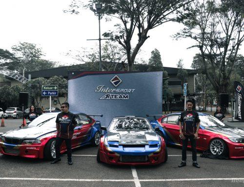 Intersport AR Team DRIFTTAINMENT – Siap Menjadi Platform Inovatif Untuk Pecinta Drift