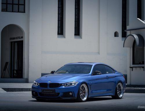 BMW 435i 2014 DAILY WARRIOR – Tapi Bisa Agresif Juga Sesekali