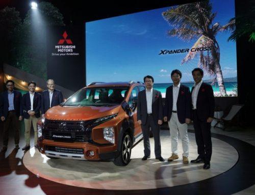 Mitsubishi Xpander Cross WORLD PREMIER DI INDONESIA – Don't Stop, Xpand Your Adventure