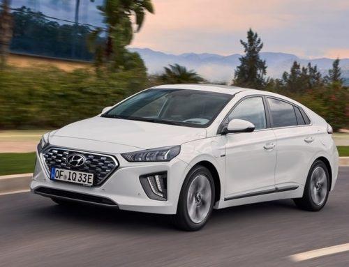 Hyundai Ioniq EFISIENSI ENERGI TINGGI – Tanpa Mengorbankan Performa Kendaraan