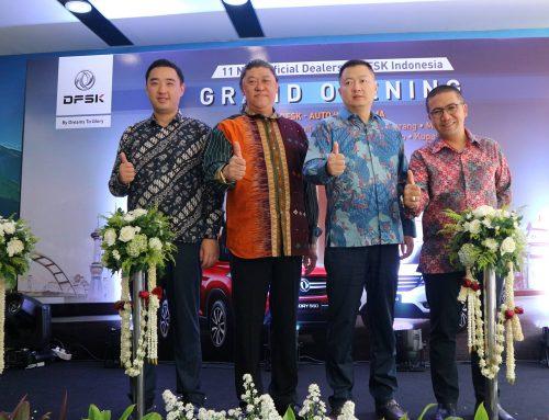 PT Auto Indo Utama MANTAP BERBISNIS BERSAMA DFSK – Dibuktikan Dengan Buka 11 Dealer Baru