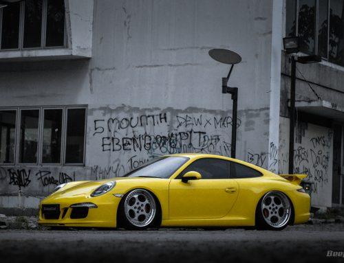 Porsche 911-991 Carrera 2S 2012 STAGGERED FITMENT – Baik Lebar Maupun Diameter