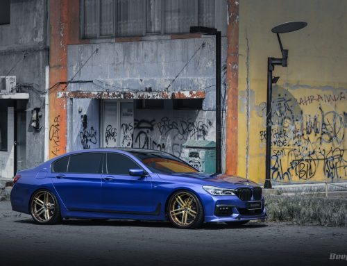 BMW 760Li 2018 TAKE A BLUE PILL – BMW Paling Kuat Sepanjang Masa