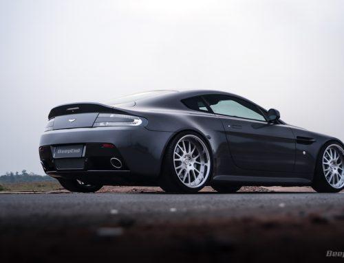 Aston Martin Vantage S Carbon Edition 2011 BRITISH GENTLEMAN – Pertahankan Aura Aristokrat-Klasik-Elegan