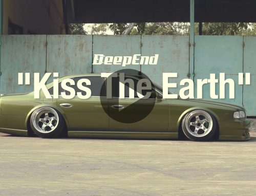 Nissan Infiniti Q45 1994 KISS THE EARTH – In The Silence Of Your Mind