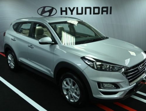 New Hyundai Tucson SUV IN TOWN – A Typical and Comfortable