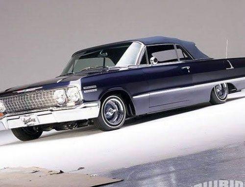 Chevrolet Impala LOW RIDER KEREN MILIK KOBE BRYANT – Kado Natal dari Istri