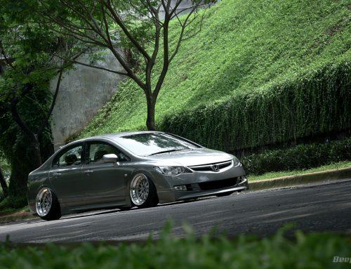 Honda Civic 2006 PLEASANT CULTURE SHOCK – Transformasi Dari Kencang Ke Kandas