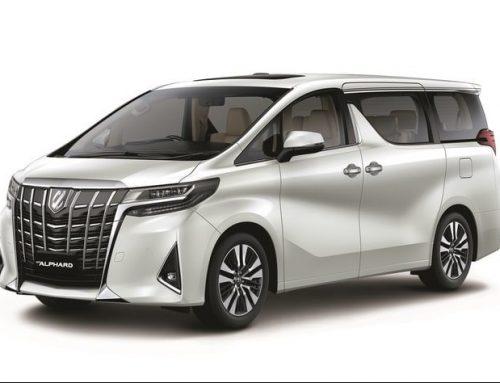 Toyota Alphard & Vellfire MPV PREMIUM TERPOPULER – Tambah Fitur agar Tetap Mendominasi Pasar