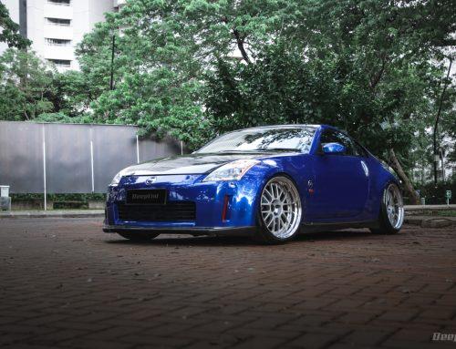 Nissan 350Z 2004 BLUE ZOCIETY – Yang Penting Mutu Bukan Kuantitas