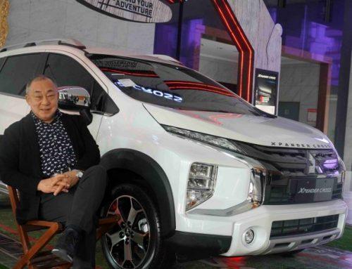 Mitsubishi Motors TSUNEHIRO KUNIMOTO – Penemu Desain Dynamic Shield Khas Mitsubishi