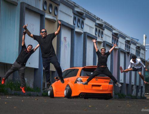 Honda Odyssey 2004 KERJALAH LEBIH KERAS – Have Fun And Make Orange Great Again