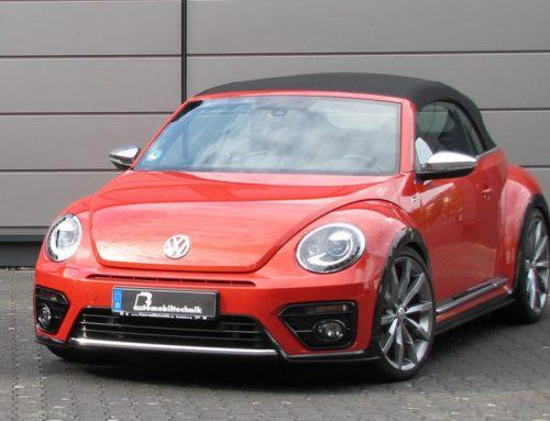 VW Beetle SUNTIKAN MODIFIKASI – Tenaga Mesin Meningkat Hingga 375 Dk
