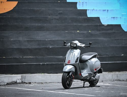Vespa Sprint i-Get 2019 I GET BETTER – With My Street Orientation