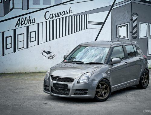Suzuki Swift GX 2006 MOBIL INI JANGAN DIANGGAP ENTENG – Kenceng Loh