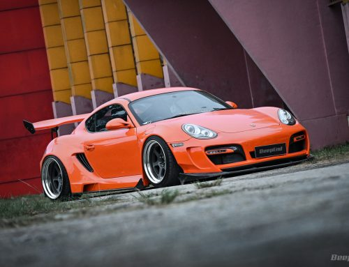 Porsche Cayman 987.2 2010 CORONA GO AWAY – Cayman Is Tougher Than You