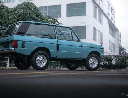 Range Rover Classic 1977 SPESIES LANGKA – Jagoan Off-road Yang Kembali Gagah