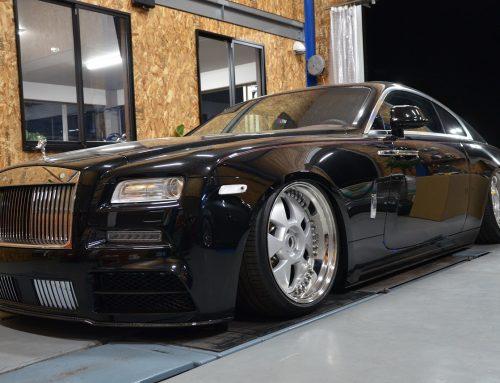 Rolls-RoyceWraith RUMAH MODIFIKASI NIZO-LOW – Hadirkan Rolls-Royce Wraith Bergaya Bippu