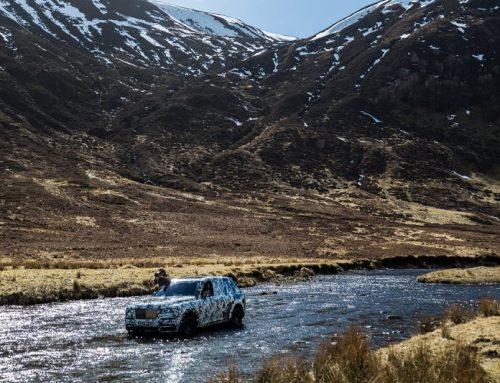 "Rolls-Royce ROLLS-ROYCE GANDENG CORRY RICHARDS – Bikin Film 'Inspiring Greatness"""