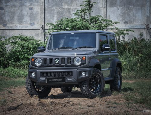 Suzuki Jimny 2020 THE POCKET 4×4 – Simple, Robust And Fun To Drive