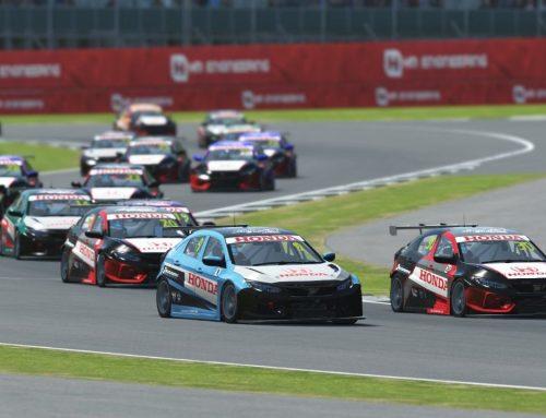 Honda Prospect Motor HRSC SERI 3 – Pertandingan Ketat di Sirkuit Silverstone