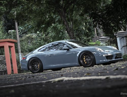 Porsche Carrera S 2013 STATIC ZERO LIPS –  With The Sexiest Colour By A Mile