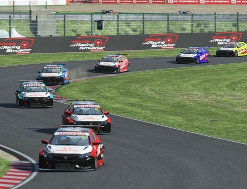 Honda Prospect Motor SERI KETIGA HRSC – Jajal Sirkuit Silverstone Virtual