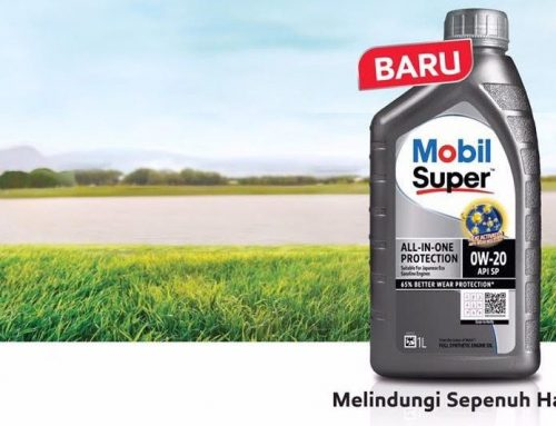 ExxonMobil Lubricants Indonesia MOBIL SUPER ALL-IN-ONE PROTECTION – Cocok Untuk Aktivitas Harian