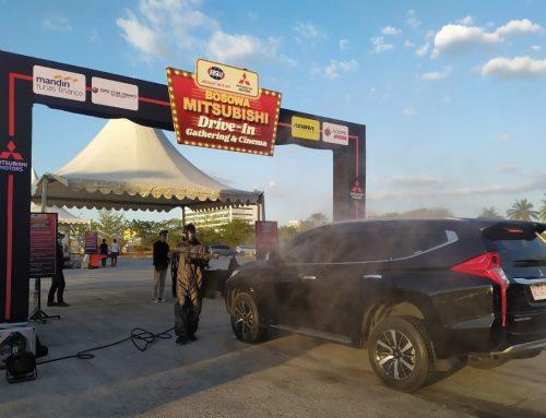 Mitsubishi Motors Krama Yudha Sales Indonesia  INOVASI INTERAKSI KONSUMEN – Mitsubishi Adakan Gathering Drive-In