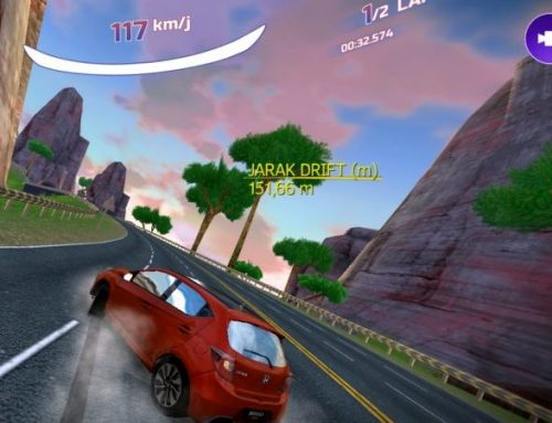 Honda Prospect Motor BRIO VIRTUAL DRIFT CHALLENGE – Hasil Kolaborasi HPM dan Gameloft