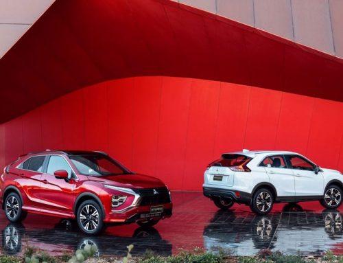 Mitsubishi Motors MITSUBISHI NEW ECLIPSE CROSS – Lebih Dinamis dan Ramah Lingkungan