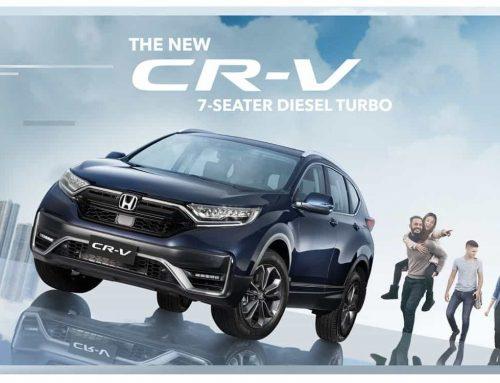 Honda HONDA CR-V BARU HADIR DI FILIPINA – Tersedia Varian Diesel