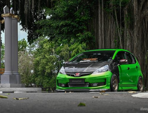 Honda Jazz 2013 HANYA SATU BEER BINTANG – King Tuners IAM Automodified