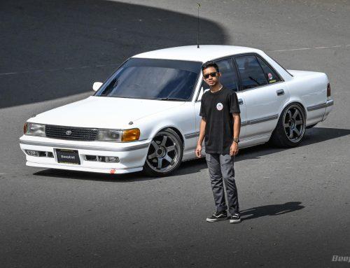 Toyota Cressida 1991 MOBIL TEMPUR SIAP GEMPUR – Anteng Lari 200 Kpj