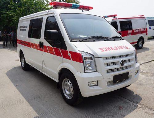 DFSK DUKUNG SEKTOR KESEHATAN – Sediakan Berbagai Model Ambulans