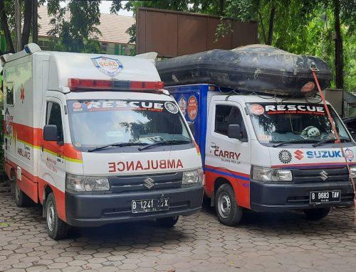 Suzuki Club Reaksi Cepat (SCRC) ANTISIPASI BENCANA – Suzuki Peduli Antisipasi Banjir Jabodetabek