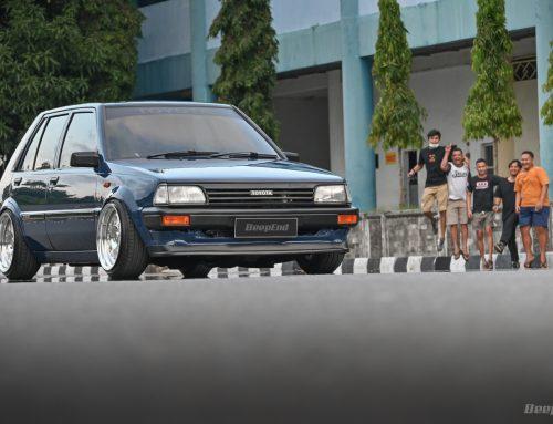 Toyota Starlet 1.0 1986 GUPON KALCER – Bisa Kenceng Kalo Pas Kliwon