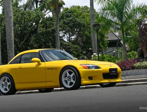 Honda S2000 2000 CHILDHOOD DREAM – And Then He Was Slowly Poisoned