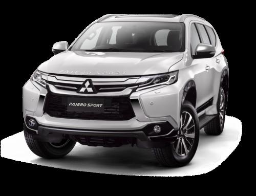 Mitsubishi Motors Krama Yudha Sales Indonesia  HADIAH TAHUN BARU – Mitsubishi Luncurkan Edisi Terbatas Pajero Sport