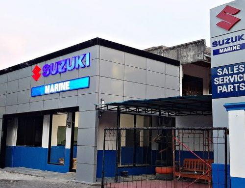 Suzuki Indomobil Sales DUKUNG MARITIM INDONESIA – Resmikan Dealer Suzuki Marine di Manado