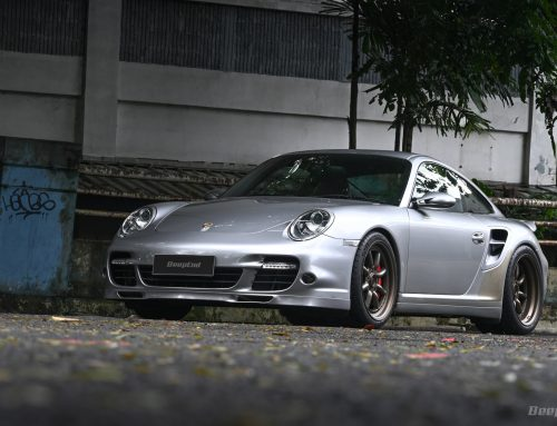 Porsche 997 Turbo 2013 STUNNING VINTAGE OUTLAW – Ada Rupa Dan Ada Nilai Yang Melekat