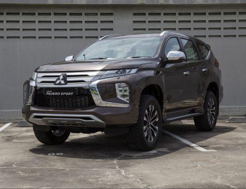 Mitsubishi Motors Krama Yudha Sales Indonesia  ANTUSIASME TINGGI – Mitsubishi Pajero Sport Raih Penjualan Tertinggi