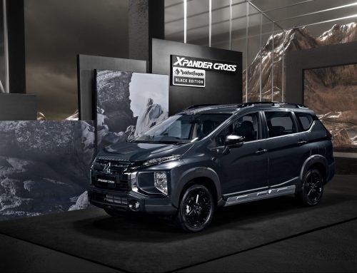 Mitsubishi Motors Krama Yudha Sales Indonesia  PERMINTAAN MENINGKAT – Luncurkan Mitsubishi Xpander Cross Edisi Khusus